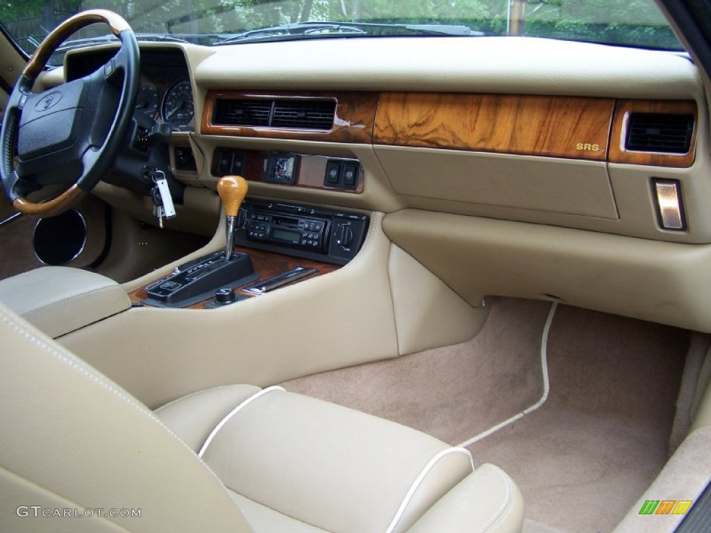 1996 Jaguar Xj Xjs Convertible Interior Photo 51874213