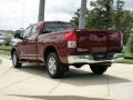 2009 Salsa Red Pearl Toyota Tundra Double Cab  photo #6