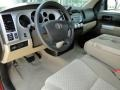 2009 Salsa Red Pearl Toyota Tundra Double Cab  photo #12