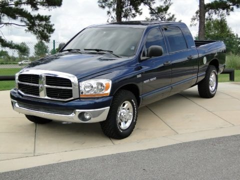 2006 Dodge Ram 1500 SLT Mega Cab Data Info and Specs  GTCarLotcom