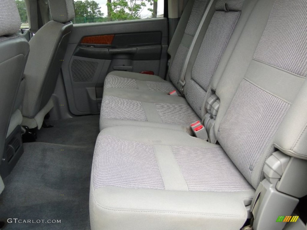 2006 Dodge Ram 1500 Slt Mega Cab Interior Photos