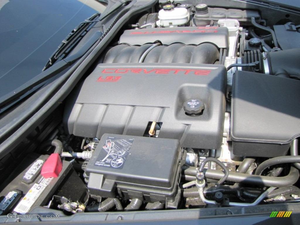 2011 chevrolet corvette grand sport convertible 6 2 liter ohv 16 valve ls3 v8 engine photo