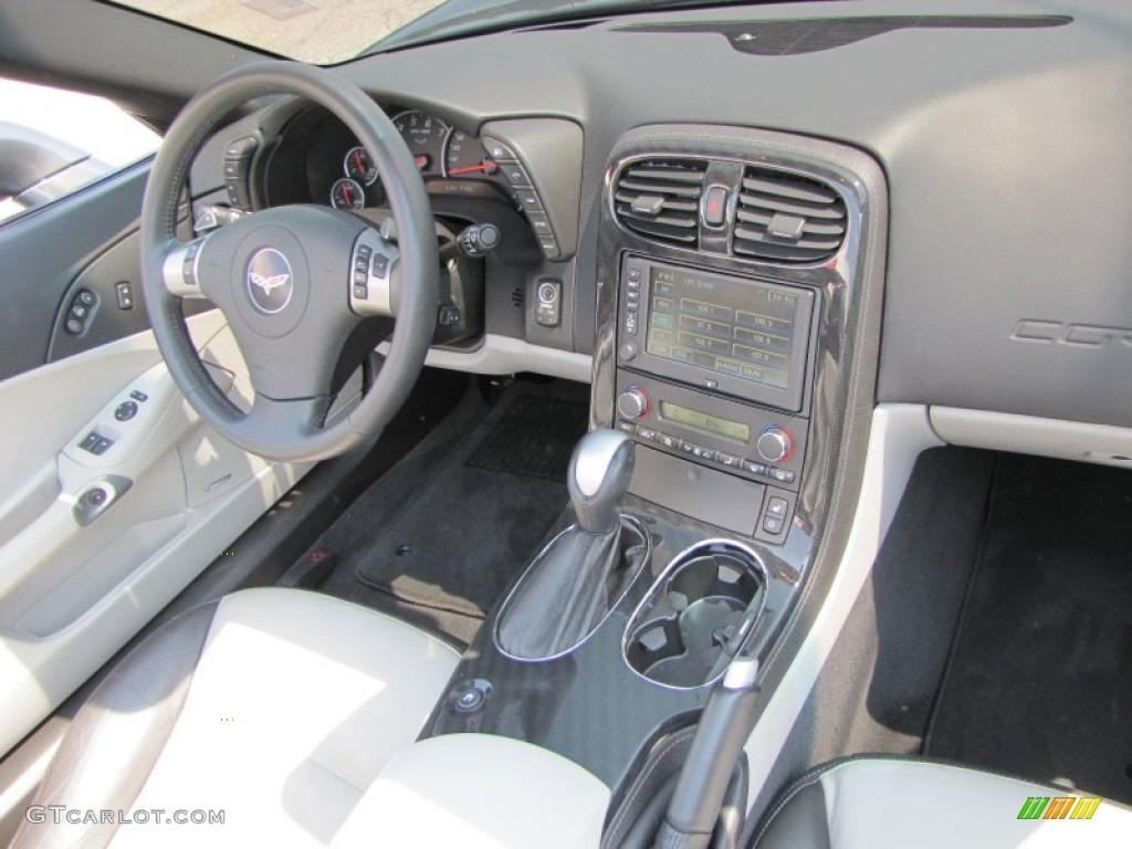 2011 Cyber Gray Metallic Chevrolet Corvette Grand Sport Convertible 51856513 Photo 21