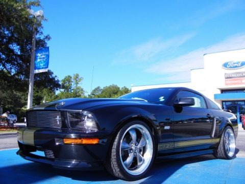 2006 ford mustang shelby gt h coupe data info and specs. Black Bedroom Furniture Sets. Home Design Ideas