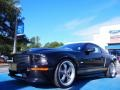 Black 2006 Ford Mustang Shelby GT-H Coupe Exterior