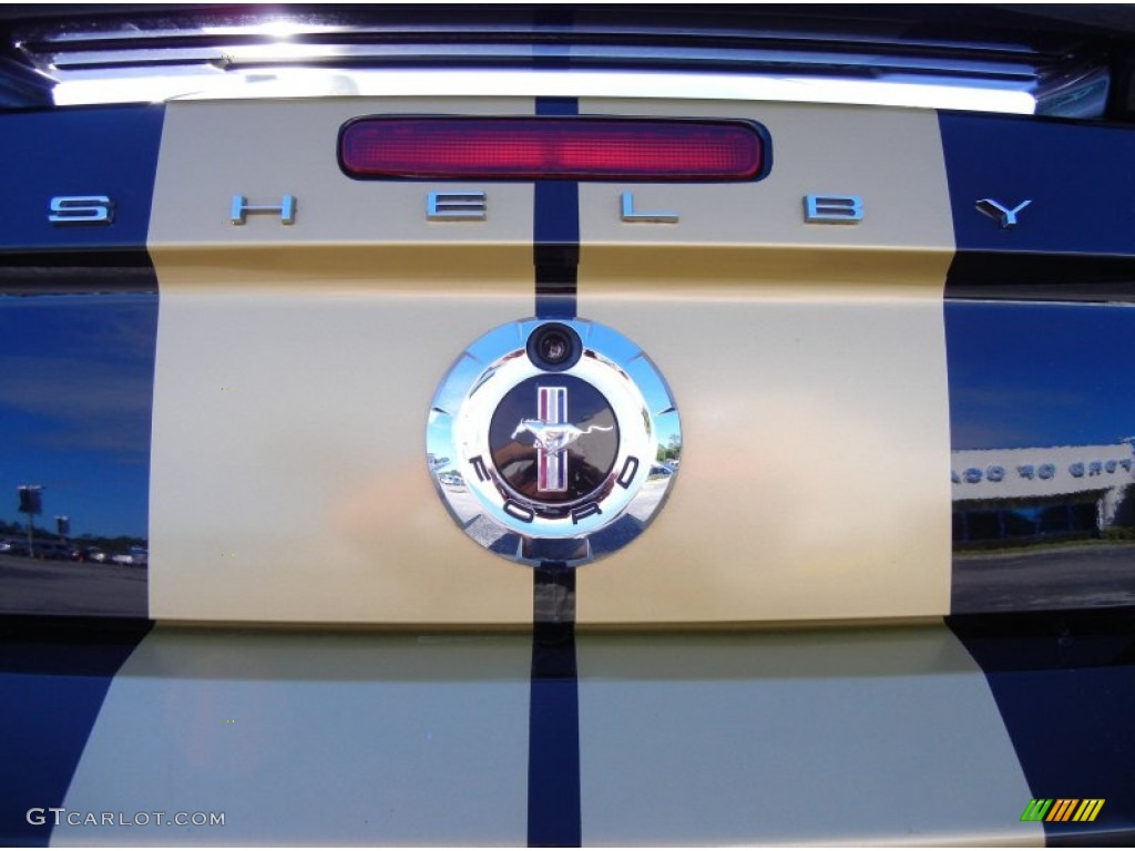2006 Ford Mustang Shelby GT-H Coupe Marks and Logos Photo #51884276