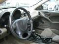 2001 Pontiac Grand Am Dark Taupe Interior Interior Photo