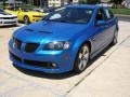 Stryker Blue Metallic 2009 Pontiac G8 Gallery