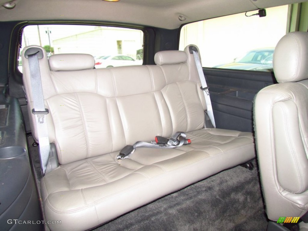 2000 chevrolet suburban 1500 lt interior color photos
