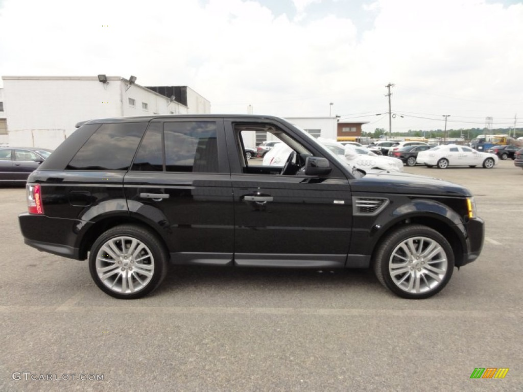 santorini black 2010 land rover range rover sport hse exterior photo 51903152. Black Bedroom Furniture Sets. Home Design Ideas