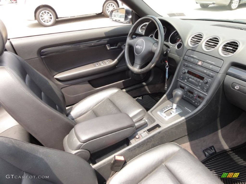 2003 audi a4 1 8t cabriolet interior photo 51905591
