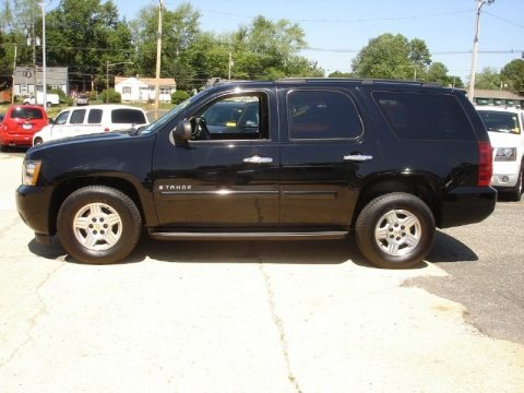 2008 chevrolet tahoe ls 4x4 data info and specs. Black Bedroom Furniture Sets. Home Design Ideas