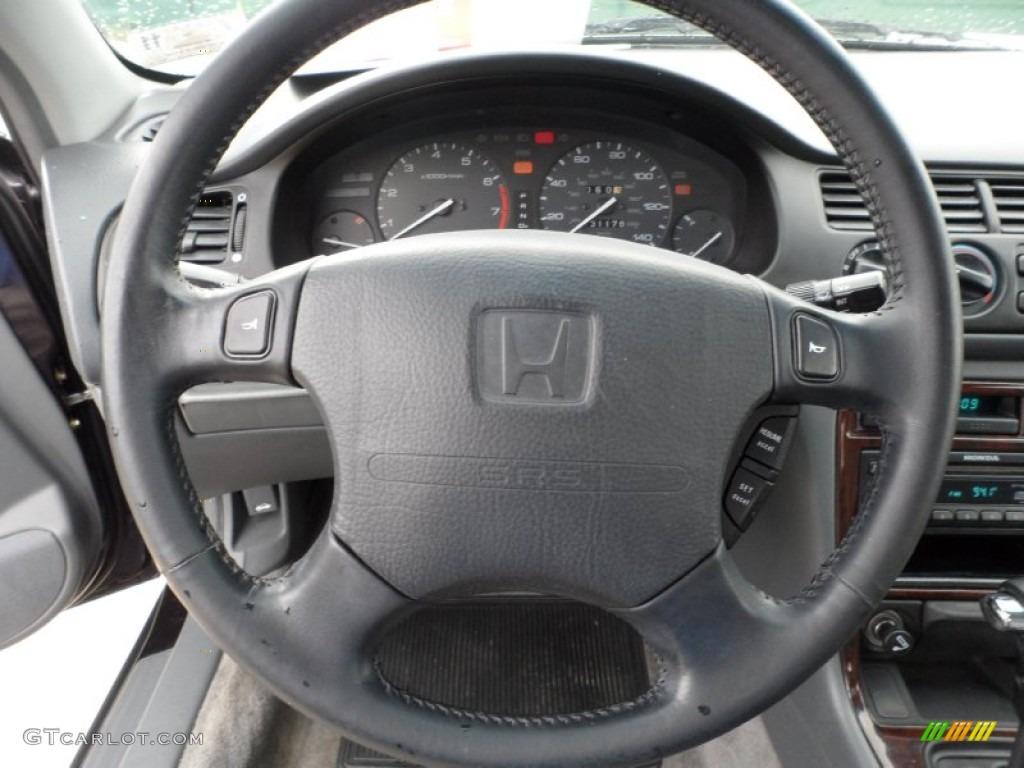 1997 Honda Accord Se Sedan Steering Wheel Photos