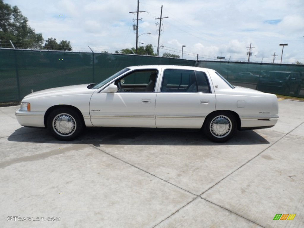 white diamond 1999 cadillac deville d 39 elegance exterior. Cars Review. Best American Auto & Cars Review