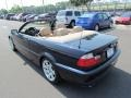 Orient Blue Metallic - 3 Series 325i Convertible Photo No. 5