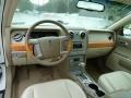 2008 White Suede Lincoln MKZ AWD Sedan  photo #10