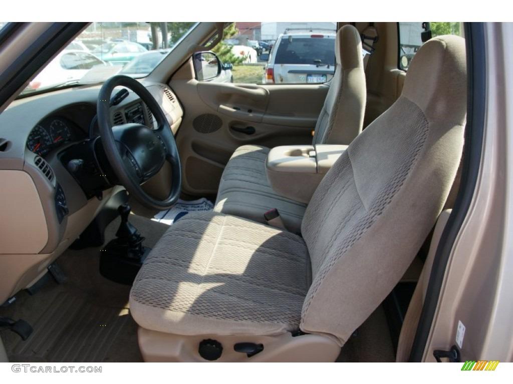 1998 Ford F150 XLT Regular Cab 4x4 interior Photo ...