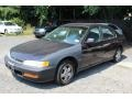 Black Currant Metallic 1997 Honda Accord SE Sedan