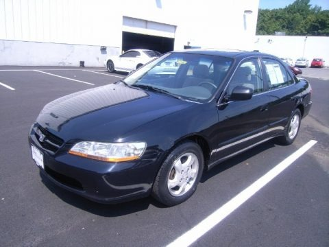 1999 honda accord ex sedan data info and specs. Black Bedroom Furniture Sets. Home Design Ideas