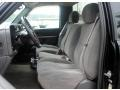 Dark Charcoal Interior Photo for 2005 Chevrolet Silverado 1500 #51948815