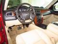 Light Cashmere/Ebony Black 2007 Chevrolet Silverado 1500 Interiors