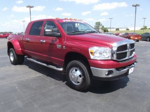 2007 Dodge Ram 3500 SLT Mega Cab 4x4 Dually Data, Info and Specs