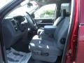 2007 Inferno Red Crystal Pearl Dodge Ram 3500 SLT Mega Cab 4x4 Dually  photo #11