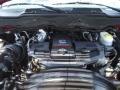 2007 Inferno Red Crystal Pearl Dodge Ram 3500 SLT Mega Cab 4x4 Dually  photo #18