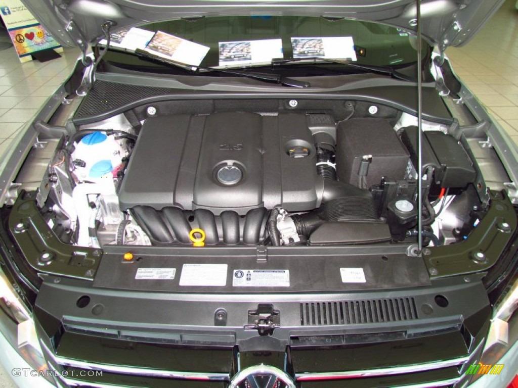 2012 Volkswagen Passat 2.5L SE 2.5 Liter DOHC 20-Valve 5 Cylinder Engine Photo #51978827
