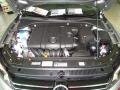 2.5 Liter DOHC 20-Valve 5 Cylinder 2012 Volkswagen Passat 2.5L SE Engine