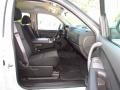 Ebony Interior Photo for 2011 Chevrolet Silverado 1500 #51980120