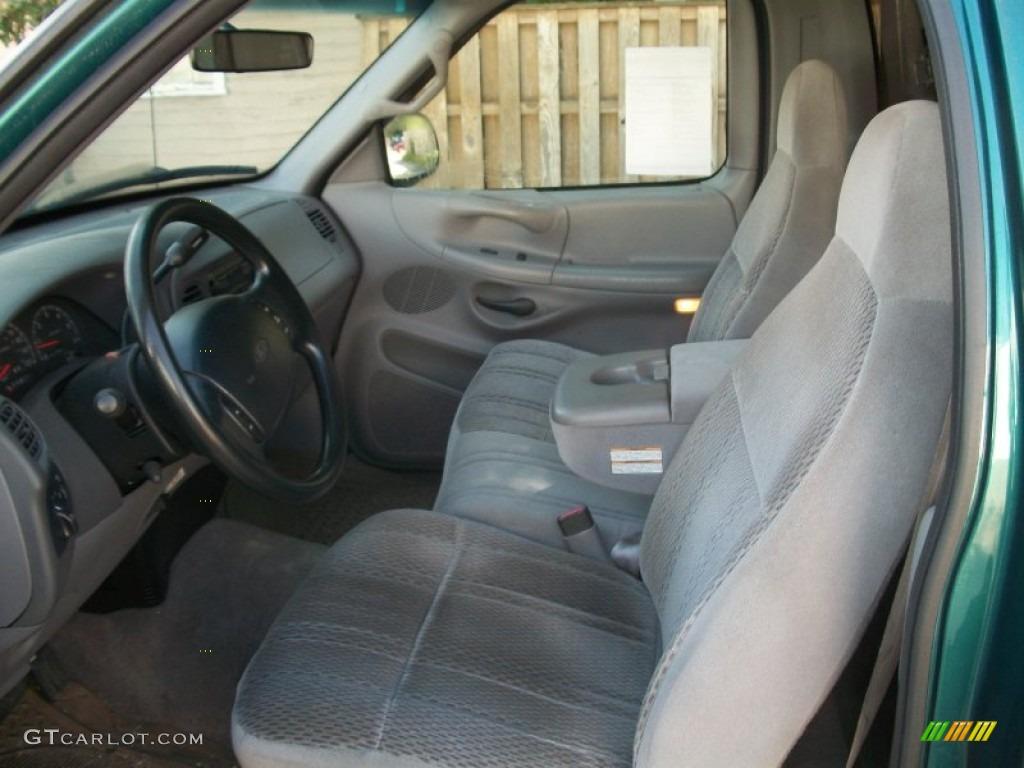 1997 ford f150 xlt regular cab interior photo 51980489. Black Bedroom Furniture Sets. Home Design Ideas