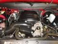 2009 Victory Red Chevrolet Silverado 1500 LT Extended Cab 4x4  photo #27