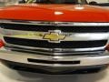 2009 Victory Red Chevrolet Silverado 1500 LT Extended Cab 4x4  photo #28