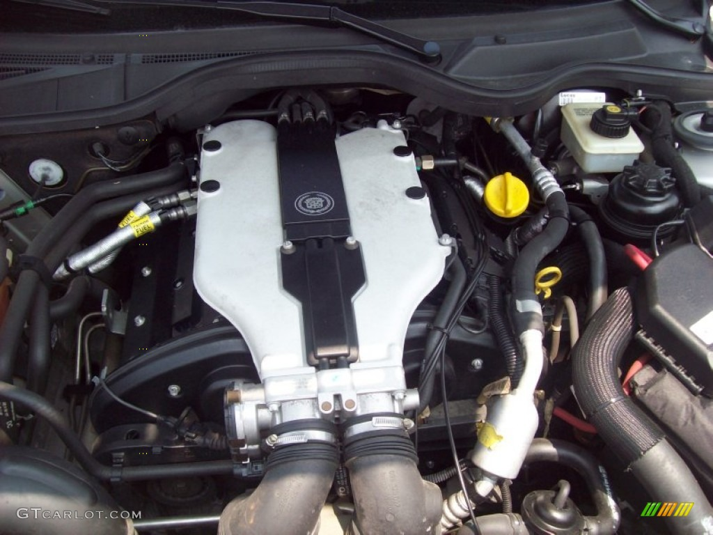 2000 cadillac catera standard catera model 3 0 liter dohc 24 valve v6 engine photo 51986825