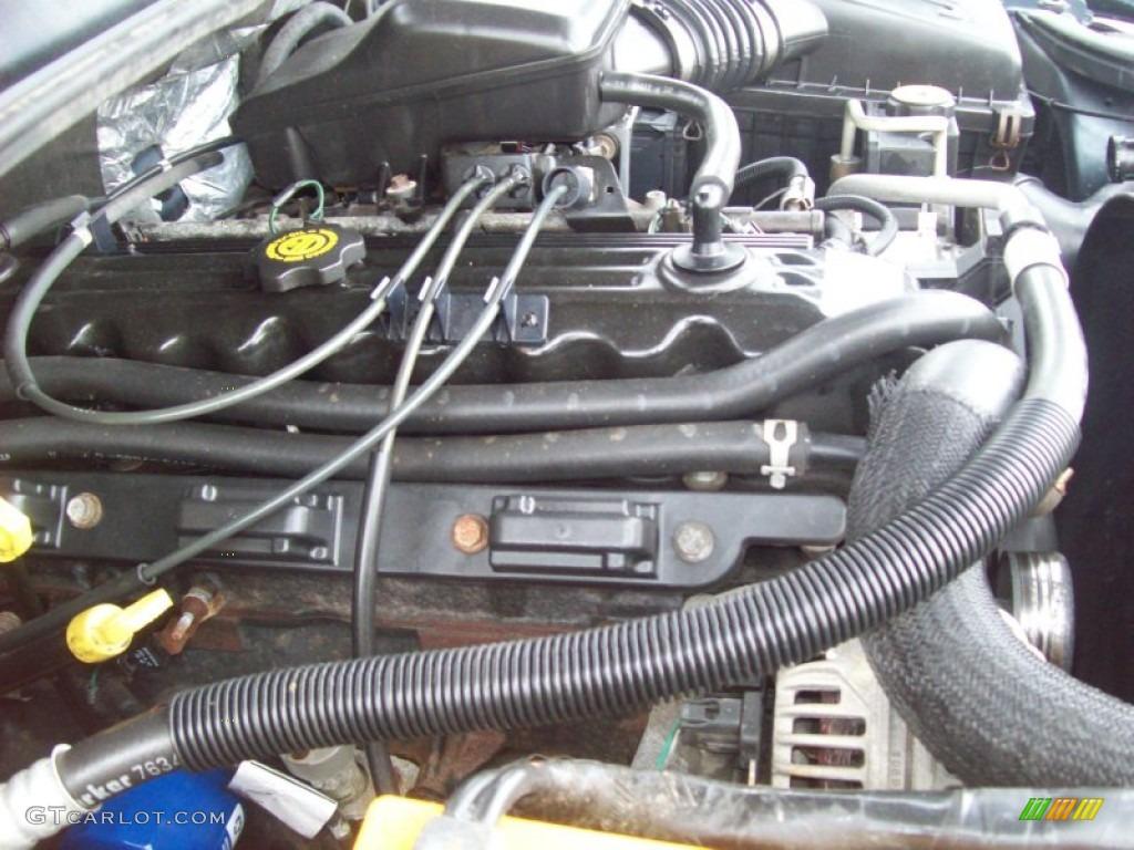 2004 jeep grand cherokee laredo 4x4 4 0 liter ohv 12v inline 6 cylinder engine photo 51986909. Black Bedroom Furniture Sets. Home Design Ideas