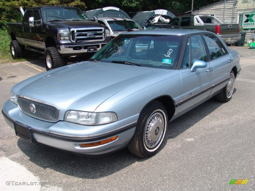 light adriatic blue pearl 1997 buick lesabre custom. Black Bedroom Furniture Sets. Home Design Ideas