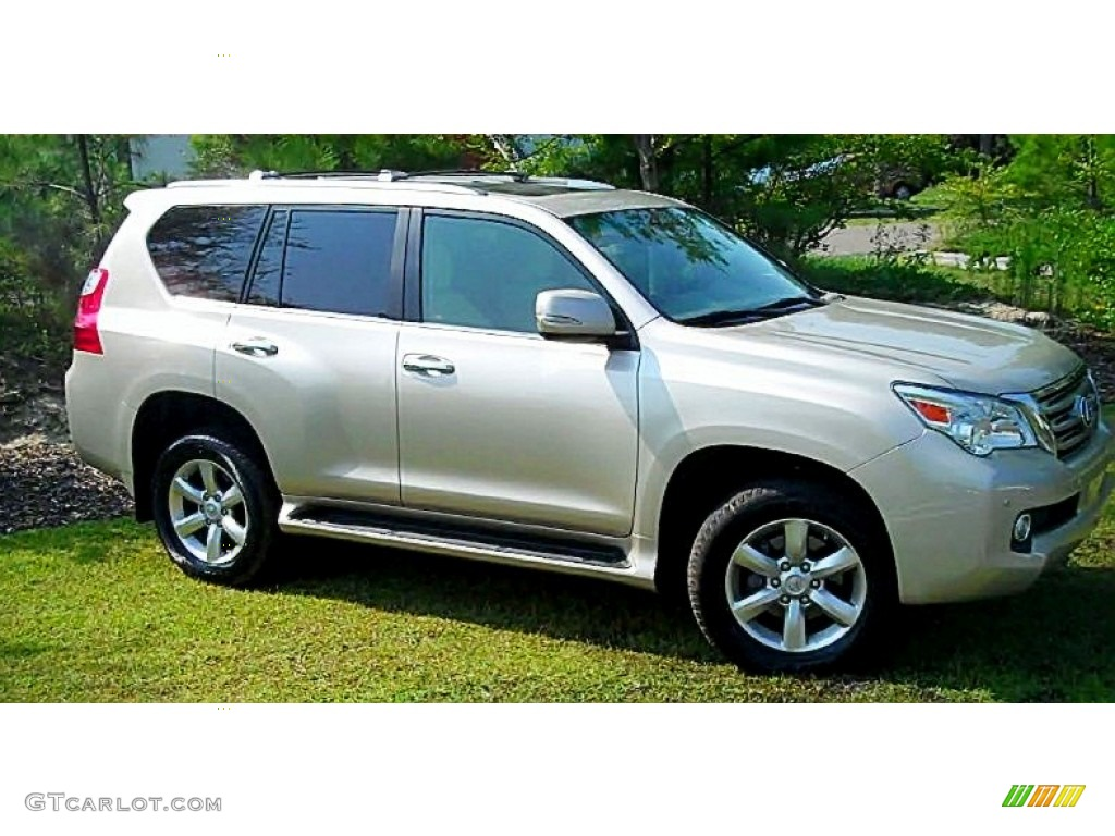 2010 Satin Cashmere Metallic Lexus Gx 460 51989304 Car Color Galleries