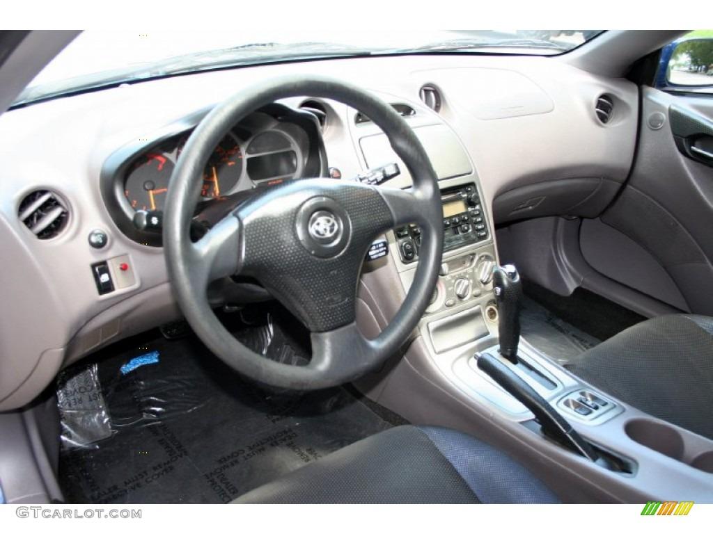 Black Blue Interior 2001 Toyota Celica Gt Photo 52007028 Gtcarlot Com
