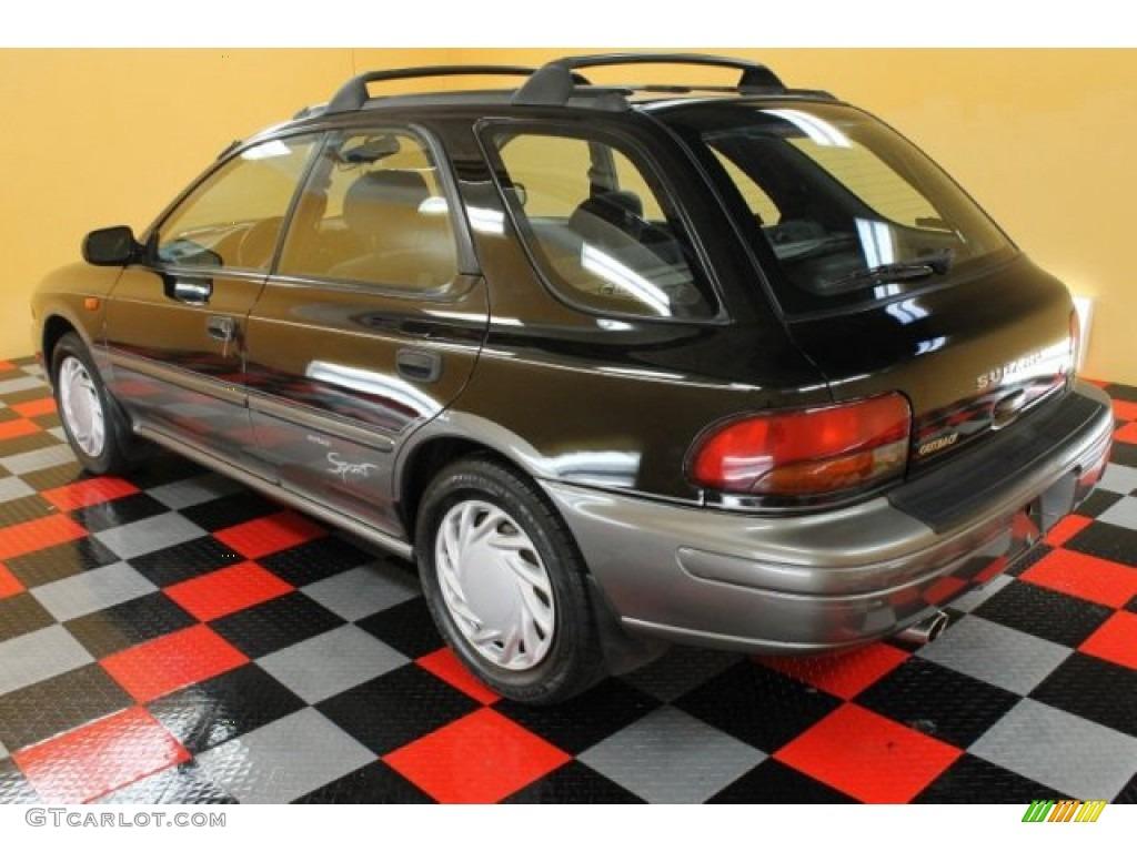 1999 black pearl metallic subaru impreza outback sport 51989357 photo 3 car. Black Bedroom Furniture Sets. Home Design Ideas