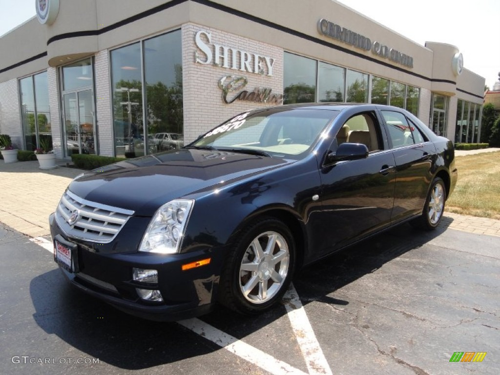 Blue chip cadillac sts