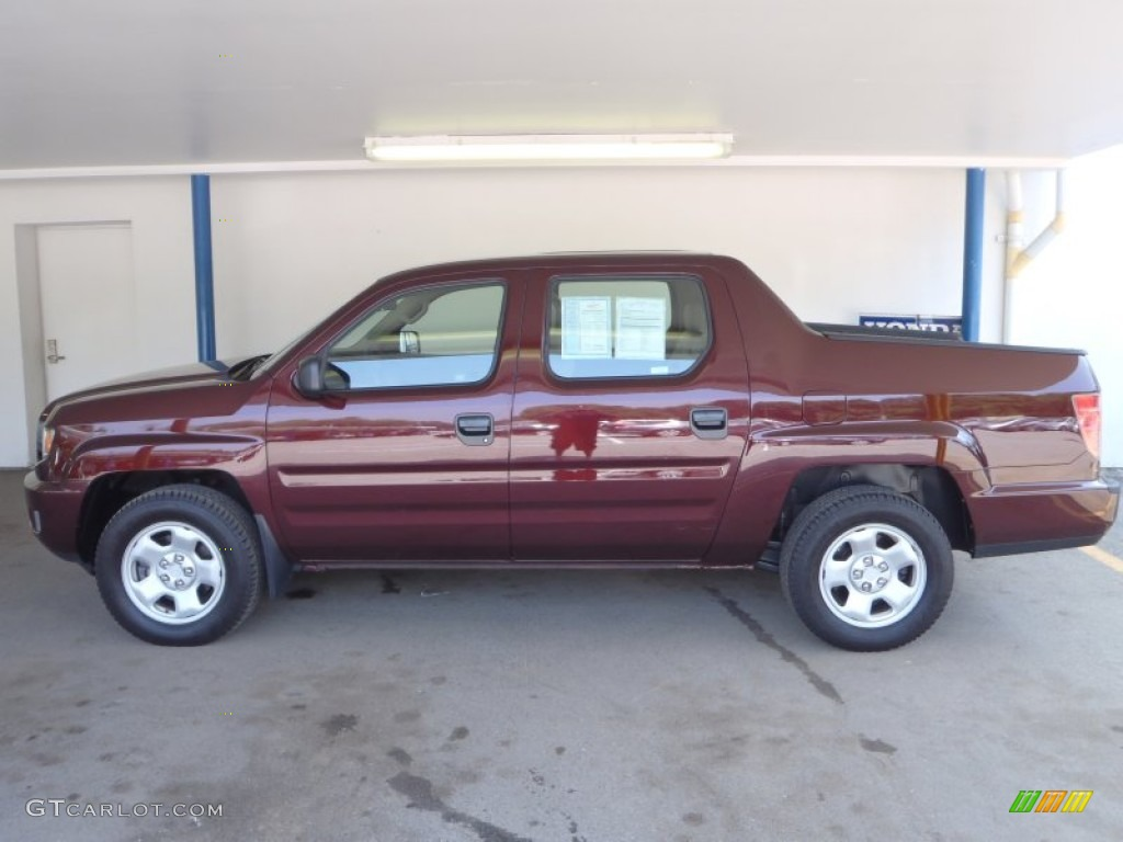 dark cherry pearl 2009 honda ridgeline rt exterior photo. Black Bedroom Furniture Sets. Home Design Ideas