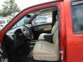 Light Tan Interior Photo for 2010 GMC Canyon #52030167
