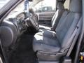 Ebony Interior Photo for 2008 Chevrolet Silverado 1500 #52038390