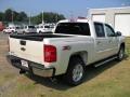 2011 White Diamond Tricoat Chevrolet Silverado 1500 LT Crew Cab 4x4  photo #4