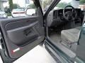 2005 Dark Green Metallic Chevrolet Silverado 1500 Z71 Extended Cab 4x4  photo #4