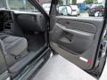 2005 Dark Green Metallic Chevrolet Silverado 1500 Z71 Extended Cab 4x4  photo #12
