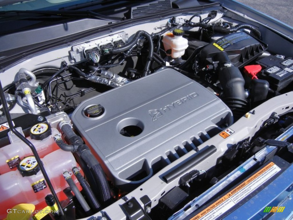 2012 ford escape hybrid limited 2 5 liter atkinson cycle dohc 16 valve duratec 4 cylinder. Black Bedroom Furniture Sets. Home Design Ideas