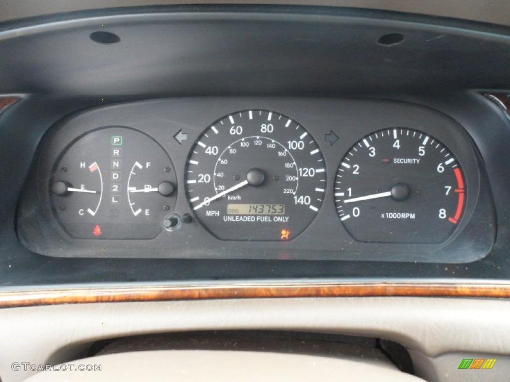 1999 Toyota Camry Xle V6 Gauges Photo 52060247 Gtcarlot Com