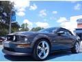 2007 Alloy Metallic Ford Mustang GT Premium Convertible  photo #1